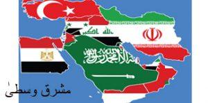 Middle East مشرق وسطیٰ