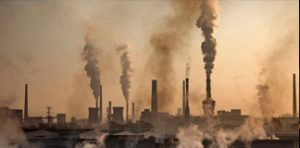 Pollution فضائی آکودگی