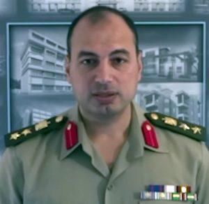 Colonel Ahmed Konswa